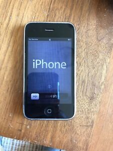 Apple iPhone 3GS - 16GB - Black (Unlocked) A1303 (GSM)