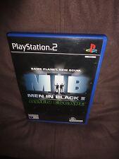 PS2 GAME: MEN IN BLACK 2 ALIEN ESCAPE