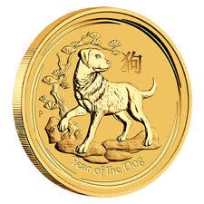 100 Dollar Australia 2018 BU - 1 OZ Gold Dog 2018