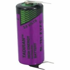 Tadiran Batteries SL 761 PT 2/3 AA Size 1500mAh Lithium Battery Cell 3.6V