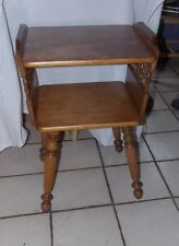 Maple Baumritter End Table / Side Table   (T702)