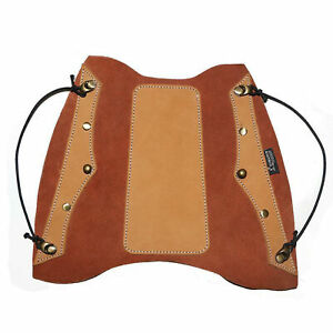 Archery Arm Guard Traditional Leather for Hunting Shooting Recurve Longbow Shoot