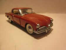 New ListingFranklin Mint 1/43 Diecast 1953 Studebaker Commander Coupe Classic '50s Series