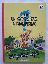 Spirou et Fantasio - T2 - Il y a un Sorcier à Champignac - Franquin