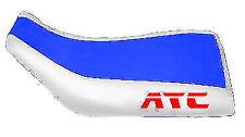 Honda ATC 350X Blue White Logo ATV Seat Cover TG20184409