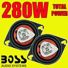 """Boss Audio CH3220 3.5"""" (8cm) 2-Way altavoces coaxial de coche/van 280W Potencia Total"""