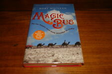 MAGIC BUS BY RORY MACLEAN-SIGNED COPY