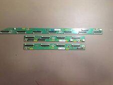 PANASONIC TX-P50ST50B C1 C2 C3 Buffer Boards TNPA5510 TNPA5511 TNPA5512 (LIB)