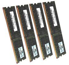 MEMORY HP 405478-071 32GB (4x8GB) DDR2 REGISTERED ECC PC-5300