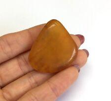 Butterscotch Amber Pin Brooch