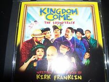 Kingdom Come The Soundtrack (Deborah Cox Kirk Franklin AZ Yet) CD – Like New