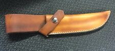 Custom Leather Sheath 1043