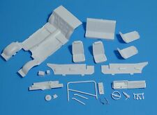 """Revell 1969 Chevy Nova Special Edition SS 2n1 """"Yenko"""" Interior lot 1/25 Scale"""