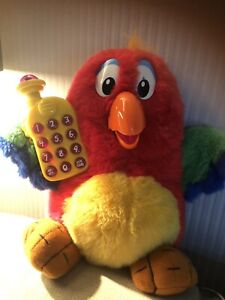 Vtech Mr Squawky  Interactive Talking Parrot   Electronic Toy One phone only