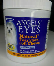Angels' Eyes 120 Ct Natural Chicken Formula Soft Chews For Dogs Pet Care Exp1/22