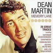 Memory Lane, Martin, Dean, Very Good CD