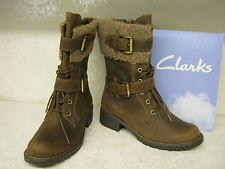 Clarks Buckle Low Heel (0.5-1.5 in.) Shoes for Women