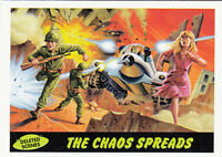 2012 TOPPS MARS ATTACKS HERITAGE DELETED SCENES CARD #3 THE CHAOS SPREADS