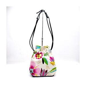 Gucci Hand Bag  Whites Canvas 2306845