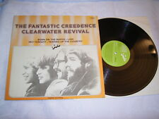 LP - The Fantastic Creedence Clearwater Revival - Belgium 1980 MINT # cleaned