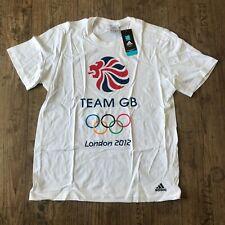 Adidas T-Shirt Team GB Great Britain Hero London 2012 Olympic Games UK Size: L