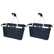 Sachi 2 Handled Collapsible Carry Basket