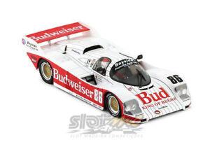 Slot.it CA25c Porsche 962 IMSA n.86 1st 12h Sebring 1987 1/32 #NEW