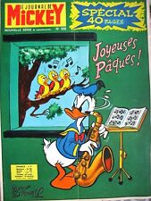 Le journal de Mickey N° 926 du 2 /1970 -Walt Disney Edi-Monde