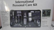 Traveler's Personal Care Groom Kit Dm940 Factory Sealed # 9981