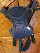 Infantino flip convertible carrier - black, excellent condition