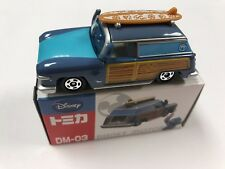 Tomica Takara Tomy Disney Motors DM03 Ragoon Wagon Stitchi Japan-Ships From USA
