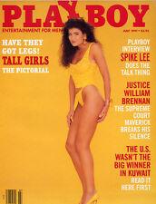 Playboy july 1991 ed.USA Wendy Kaye