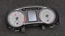 Audi S1 A1 8X Facelift petrol Instrument Cluster MFA FIS Cluster 8xa920930 C
