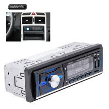 1 DIN Bluetooth 5.0 Car Stereo Radio Audio MP3 Player USB DAB FM AM AUX 7 Colors