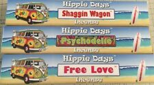 Hippie Days Kombi Incense 3x 15g Packs Asst Scents- Mix N Match See Description