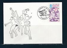 FRa/ enveloppe sport kermesse du bol d' air 93 Montreuil  1979