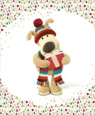 Medium Boofle Christmas Gift Bag With Tag Perfect For Boofle Xmas Gifts