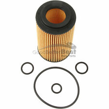 One New OPparts Engine Oil Filter 11533041 for Freightliner Mercedes MB