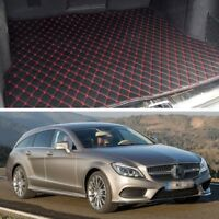 Grade PU Leather Car Trunk Mat Cargo Pad Fit for 2013-2017 CLS Shooting Brake