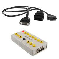16PIN Da 4mm OBD2 EOBD Breakout Box Tester Pin Out Diagnostic Pinout