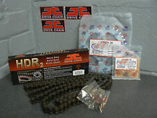 HONDA C90 CHAIN AND SPROCKET KIT HEAVY DUTY 84-02