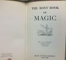 The Boys Book of Magic