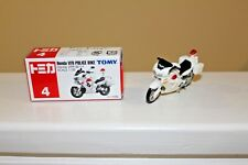 TOMICA TOMY HONDA VFR POLICE BIKE 1/32 NEW BOXED