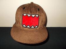 Domo furry plush mesh Japanese snapback hat sku19