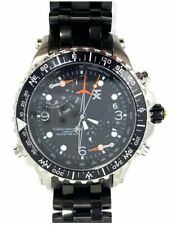 Timex TX Men's 730 Series Sport Fly-Back Chronograph Dual-Time & Compass Watch