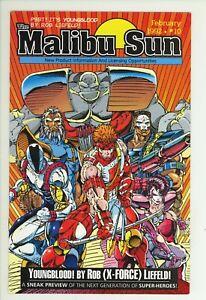 Malibu Sun 10 - 1st Youngblood - High Grade 8.0 VF