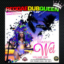 DJ Dotcom - Soaking Wet Ultimate Soca Mixtape. Reggae Mix CD. May 2018