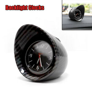 Car Dashboard Clock Automotive Clock Car Clock Backlight LED Light