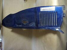 Ferrari 456 M - LH Left Inner Door Strip Striker Panel - Blue # 65435810