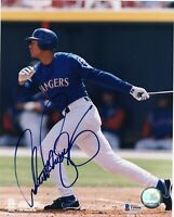 Alex Rodriguez Texas Rangers Yankees Signed 8x10 Photo w/Beckett COA T59098